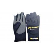 Перчатки Wonder черные без пальцев WG-FGL 012