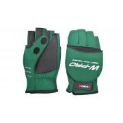 Перчатки Wonder зеленые WG-FGL 072