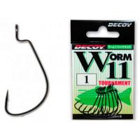 Крючок Decoy Tournament Worm 11 #4