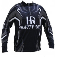 Футболка Hearty Rise чёрно-серая XXXXL