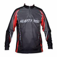 Футболка Hearty Rise чёрно-красная