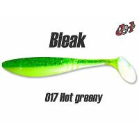 """Виброхвост Jig It Bleak 4.5"""" #017 squid"""
