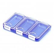 Коробка Meiho для мелких аксессуаров WP-3