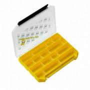 Коробка для приманок Pontoon21 Lures Chillout Box VS-3010ND-P21 желтая