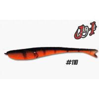 Поролоновая рыбка Jig It 110 #110 блистер 10 шт