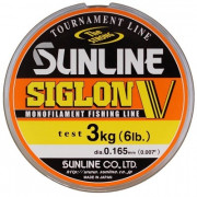 Леска Sunline Siglon V Red 30m
